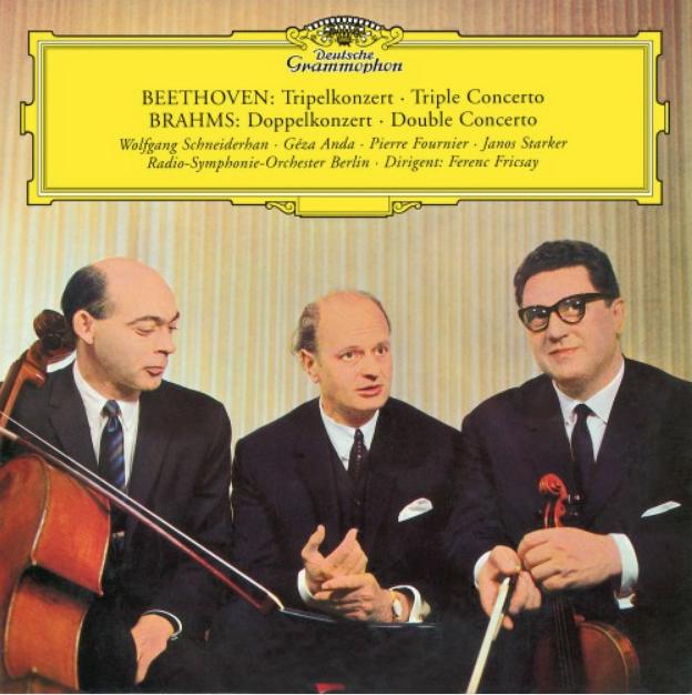 Beethoven, Brahms, Concerto