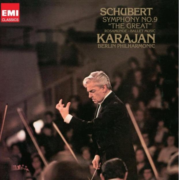 "Franz Schubert, Symphony №9, ""Моне под шубой""."
