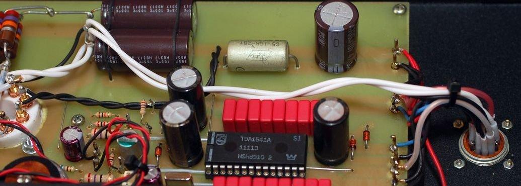 Arkhipov's Laoratory DAC 1541 Dual