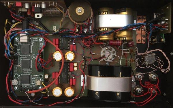 Arkhipov's Laboratory DAC63 DUAL USB (Charleston V.3)