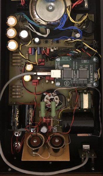 Arkhipov's Laboratory DAC63 USB (Bolero V.3)