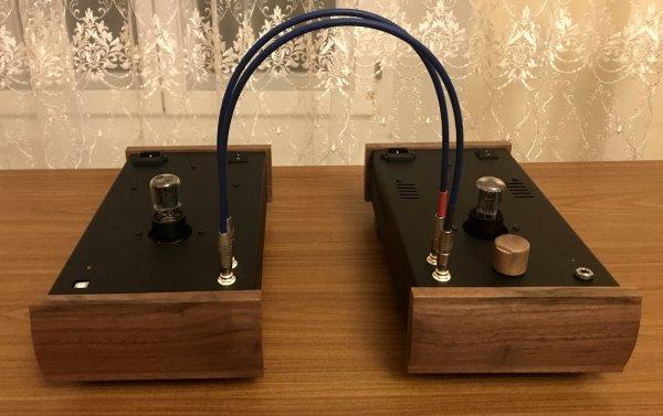 Arkhipov's Laboratory Melo Lx с форсированным режимом для низкоомных наушников