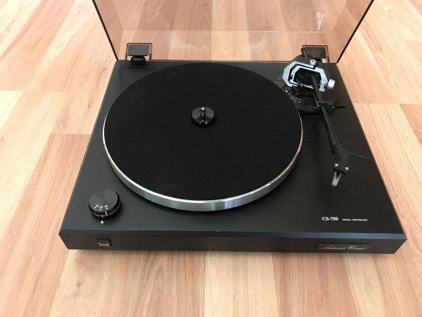 Dual CS-750 Audiophile Concept Архипова А.И.
