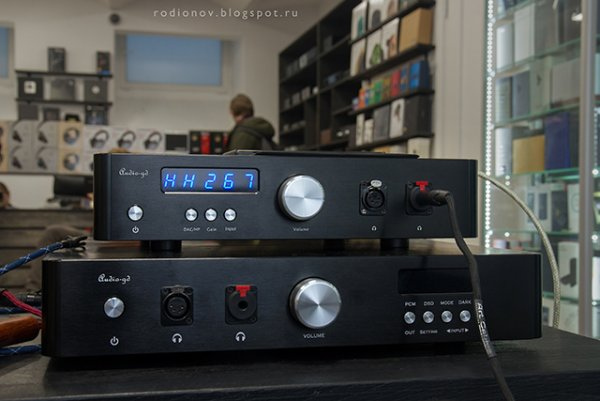 Audio GD R 28