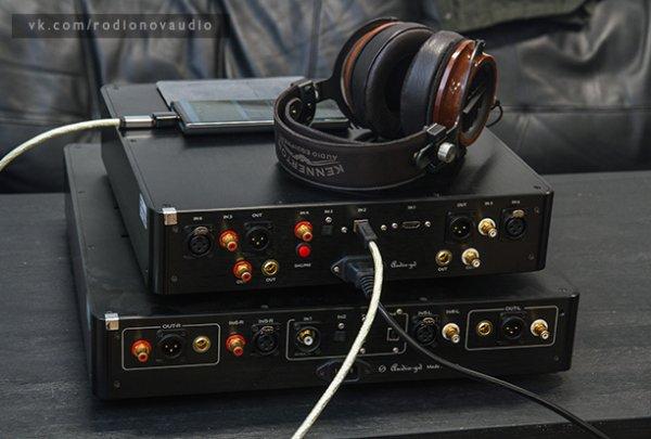 Audio GD R 28 Audio GD D27 38